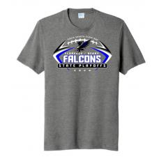 Falcon Football Port & Company ® Fan Favorite ™ Blend Tee