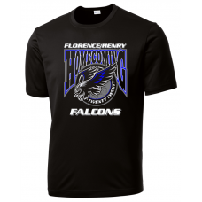 Falcon Homecoming Sport-Tek ® PosiCharge ® SS Competitor Tee