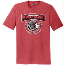 Sisseton Homecoming Unisex District ® Perfect Tri ® Tee