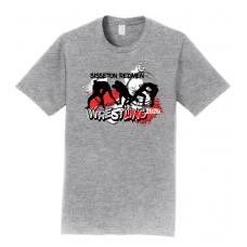 Sisseton T Wrestling Port & Company® - Fan Favorite™ Tee