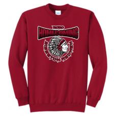 Sisseton Homecoming Port & Company® - Essential Fleece Crewneck Sweatshirt