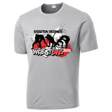 Sisseton T Wrestling Sport-Tek ® PosiCharge ® SS Competitor Tee