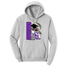 Waubay Homecoming P&C Core Fleece Pullover Hooded Sweatshirt