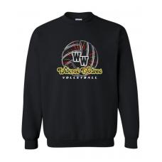 Wilmot Volleyball Gildan Crew 18000