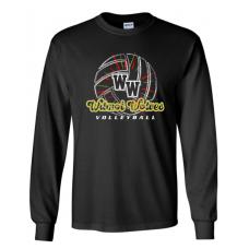 Wilmot Volleyball LS Gildan 2400