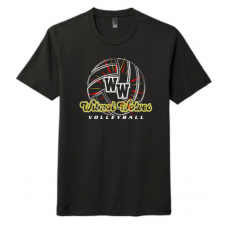 Wilmot Volleyball District ® Perfect Tri ® Tee