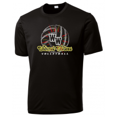 Wilmot Volleyball Sport-Tek ® PosiCharge ® SS Competitor Tee