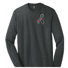 A SWCW District Perfect Tri Long Sleeve Tee