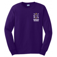 Flandreau XC Gildan® - Ultra Cotton® 100% Cotton Long Sleeve T-Shirt