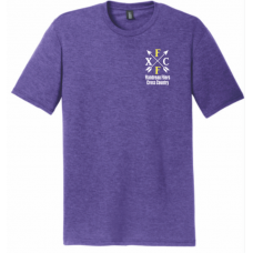Flandreau XC Unisex District Perfect Tri Tee