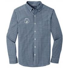 Wapiti Port Authority ® Broadcloth Gingham Easy Care Shirt
