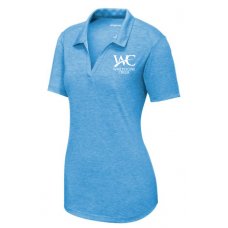 WC Sport-Tek ® Ladies PosiCharge ® Tri-Blend Wicking Polo