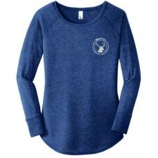 Wapiti District ® Women's Perfect Tri ® Long Sleeve Tunic Tee